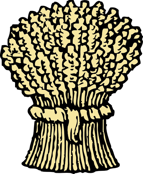 Sheaf Clip Art at Clker.com.