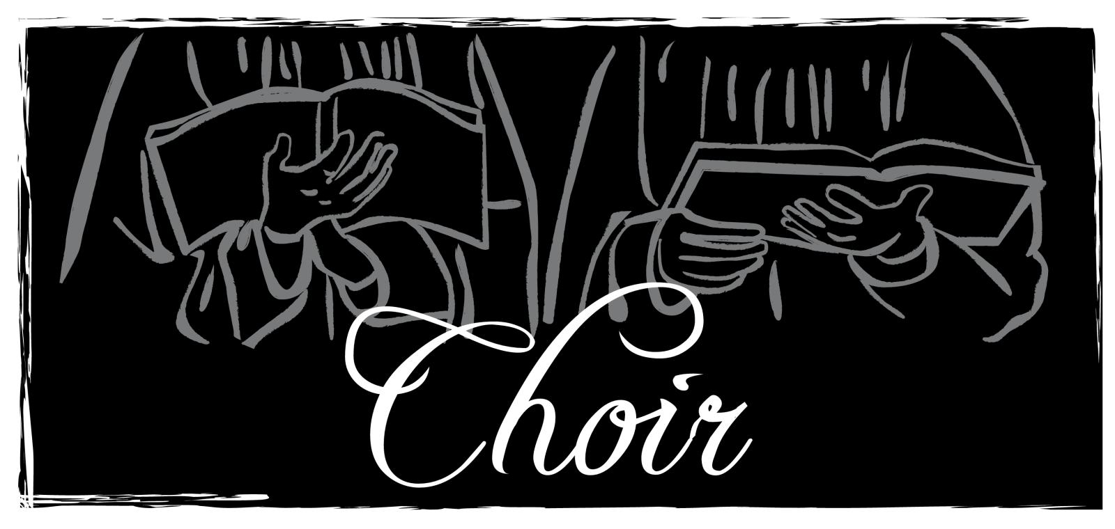Choir Director Clipart.