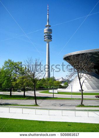 Munich Olympics Stock Photos, Royalty.