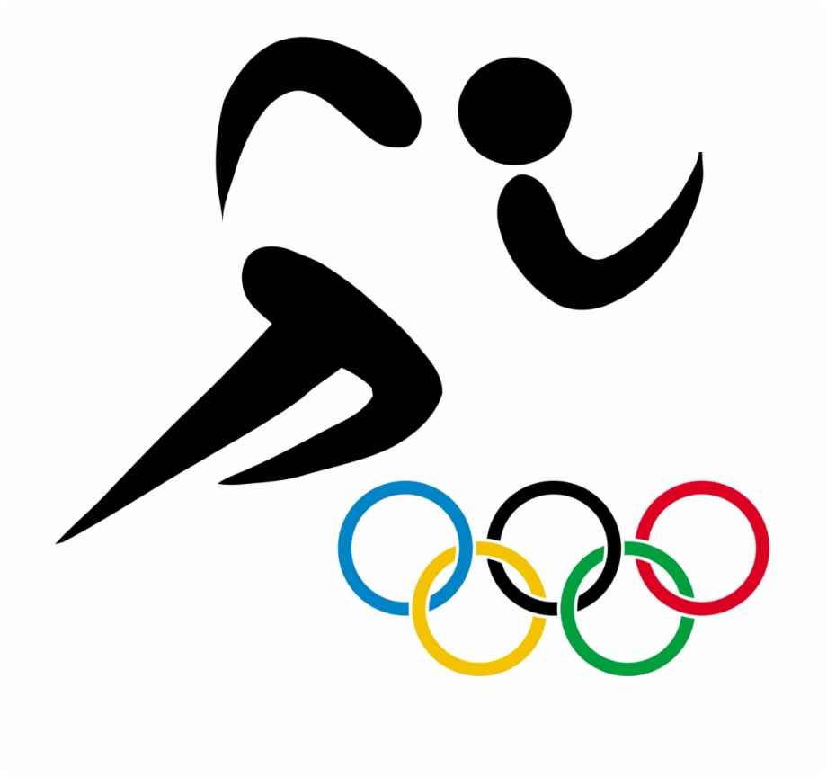 File Olympic Athletics Wikipedia Transparent Background.