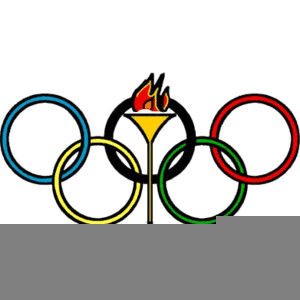 Free Olympic Games Clipart.