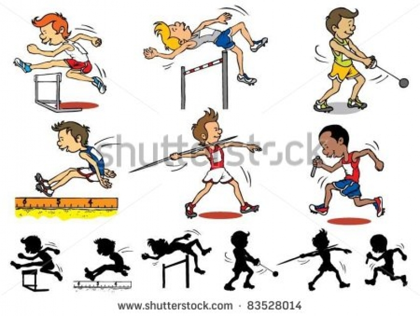 olympic games clip art free download olympics female athlete.