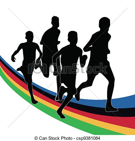 Olympic games clipart.