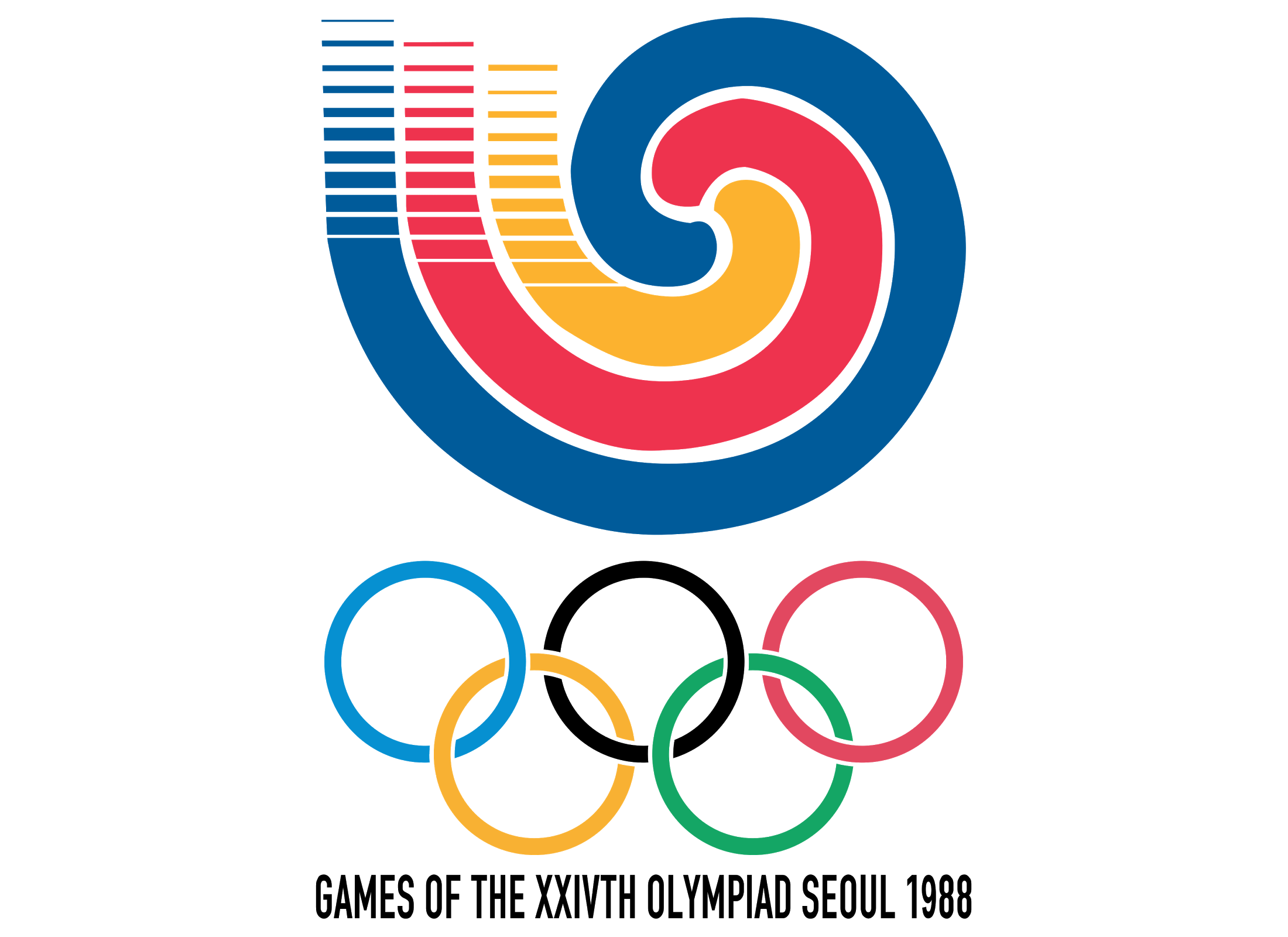 45 Olympic Logos and Symbols From 1924 to 2022.