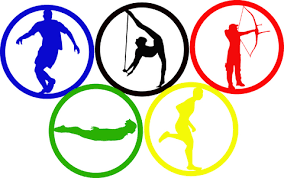 Resultado de imagem para olympics clipart.
