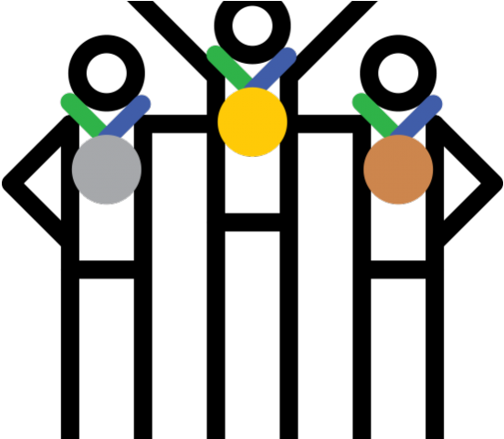 Medal Clipart Olympic Podium.