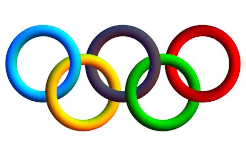 Olympics Rings.