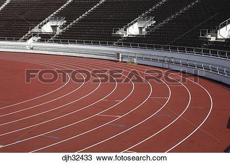 Stock Photo of Finland, Helsinki, Helsingfors, Olympic Stadium.