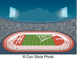Olympic stadium Vector Clipart EPS Images. 242 Olympic stadium.