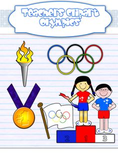 Olympic site clipart #14