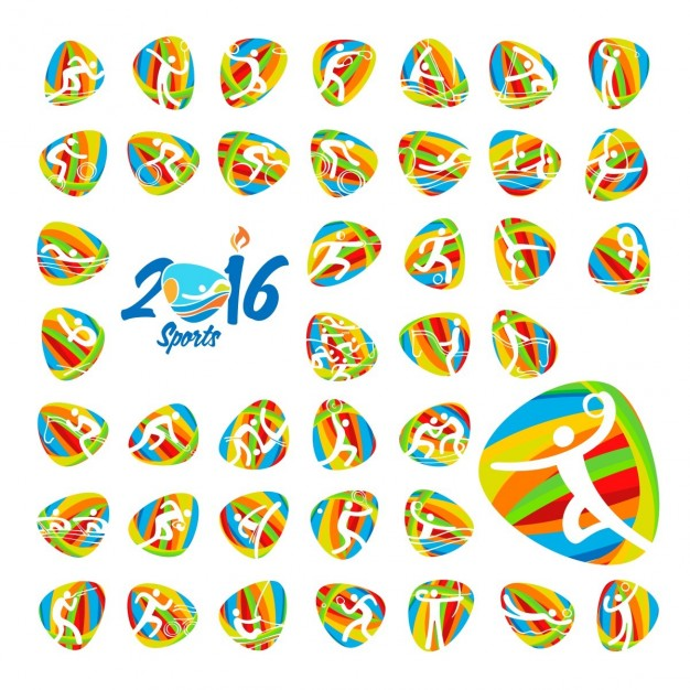 Olympic Logo Vectors, Photos and PSD files.