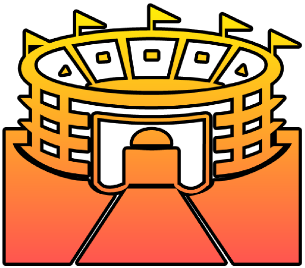 Stadium Cutout Clip Art at Clker.com.