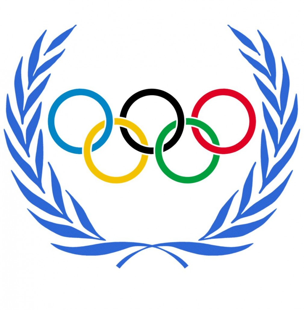 Olympics Rings Clipart.