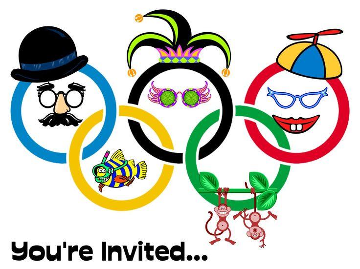 Summer Olympic Sports Clip Art: Olympics Clipart