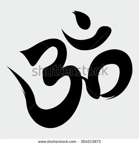 Om Name Clipart.