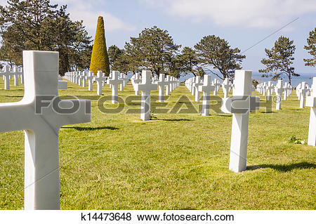 Pictures of Military cemetery.