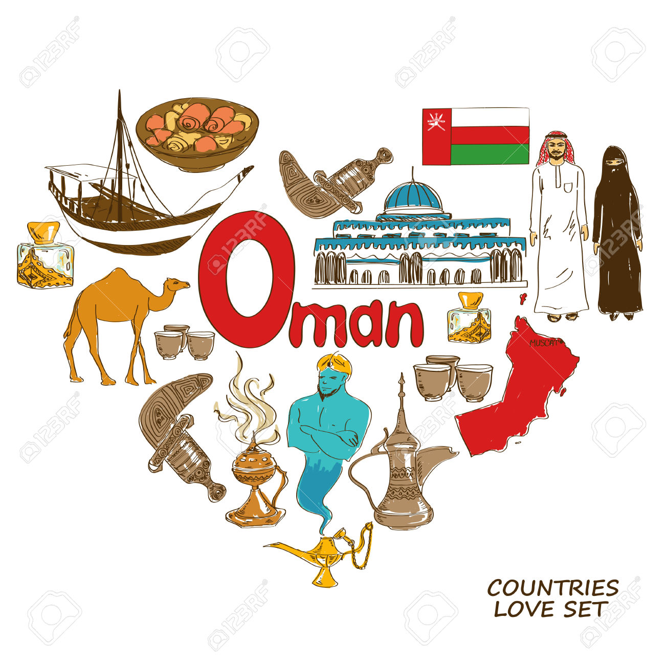 3,090 Oman Stock Illustrations, Cliparts And Royalty Free Oman Vectors.