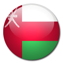Button Flag Oman Icon, PNG ClipArt Image.