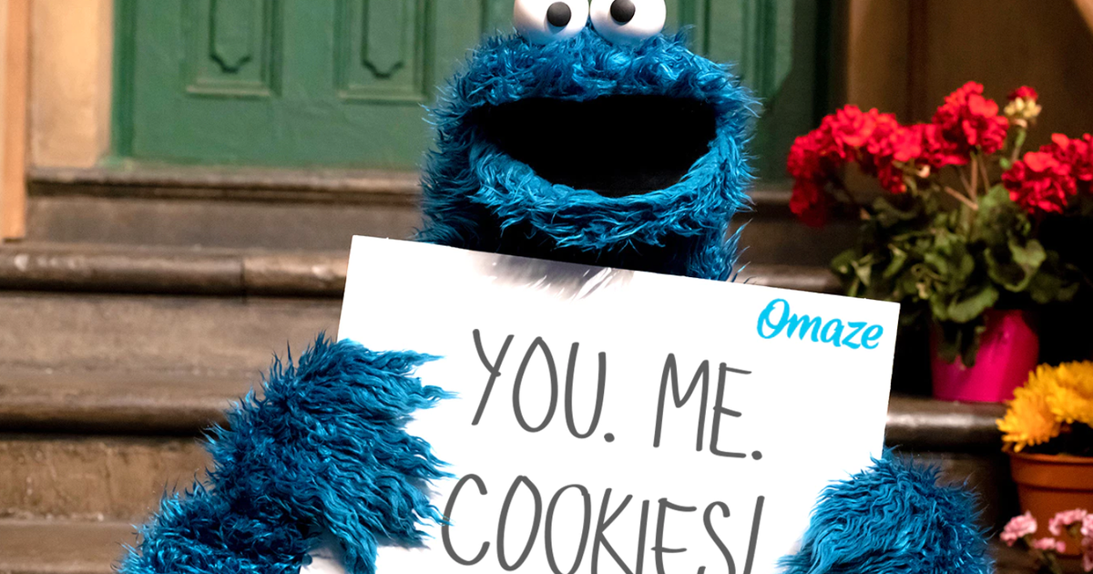 How to get to Sesame Street — and do some good at the same time.