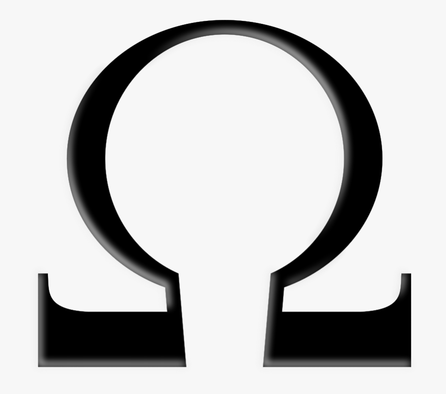 Omega Symbol, Cliparts & Cartoons.