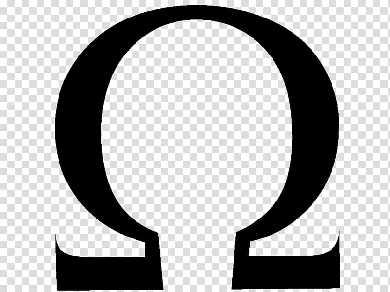 Omega logo, Alpha and Omega Symbol, symbols transparent.