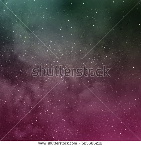 Flaming Star Nebula Emissionreflection Nebula About Stock Photo.