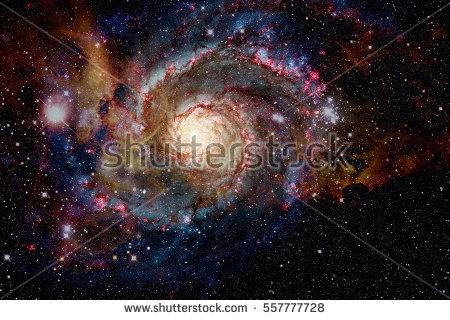 Omega Nebula Known Swan Nebula Checkmark Stock Photo 455426389.