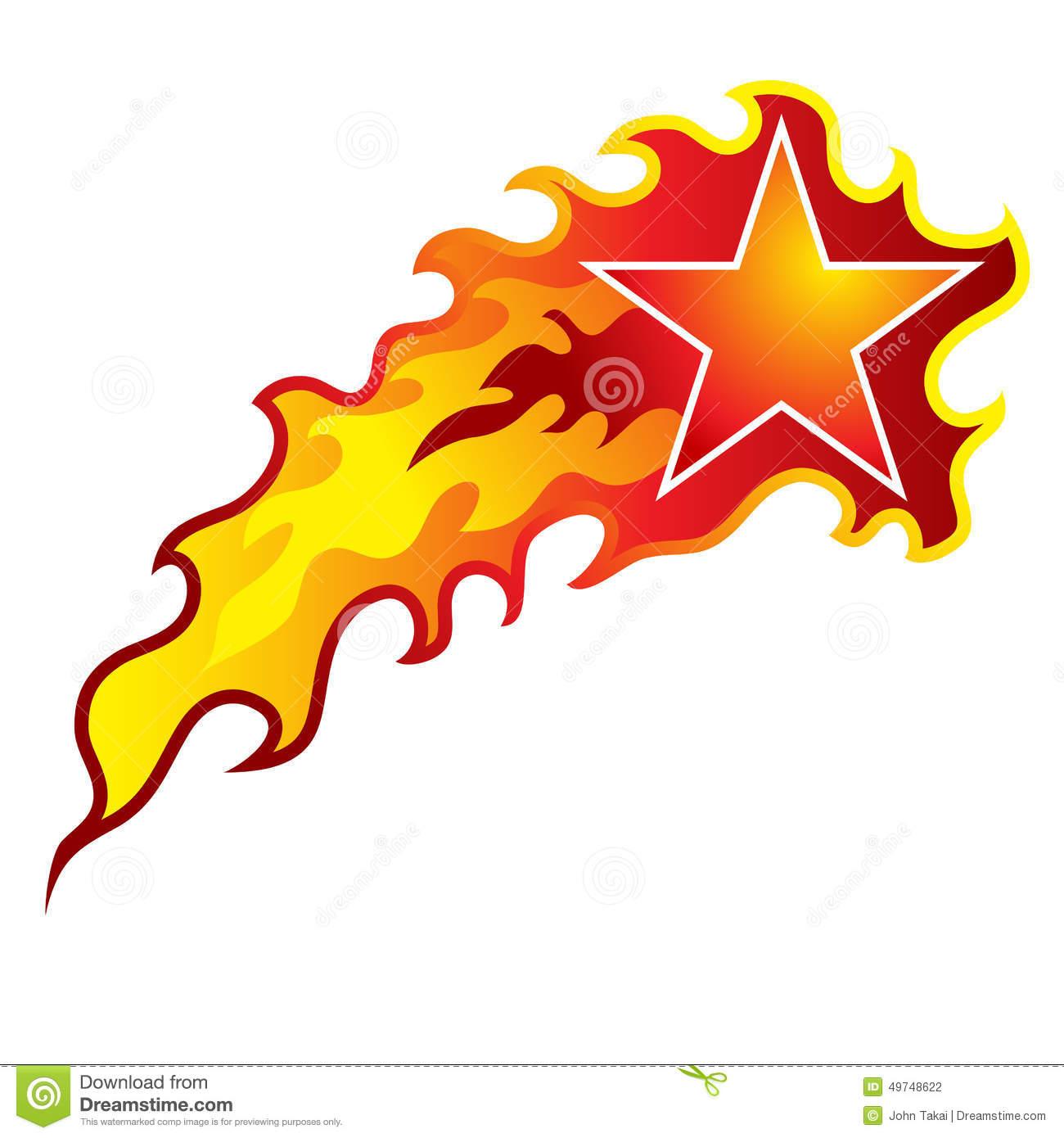 Flaming Star Nebula In The Omega Nebula, AstrophotographyAuriga.