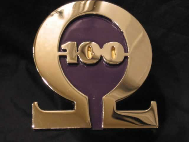 72 Clear Omega Psi Phi Shield Vector.