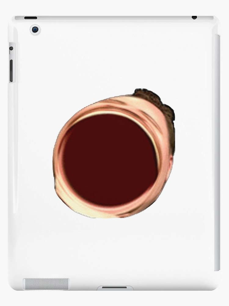 \'OMEGALUL Twitch Emote\' iPad Case/Skin by mattysus.
