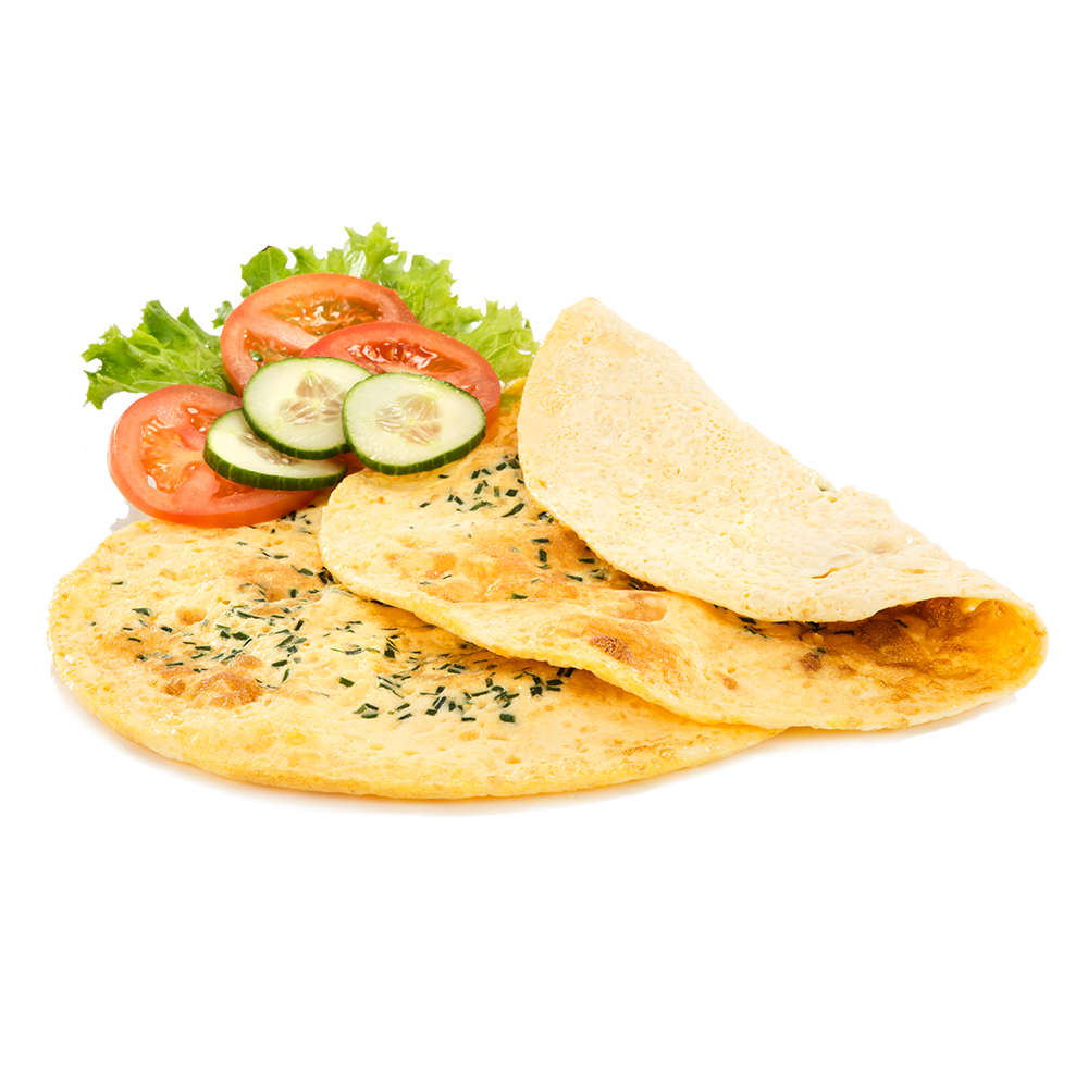Omelette PNG Image.