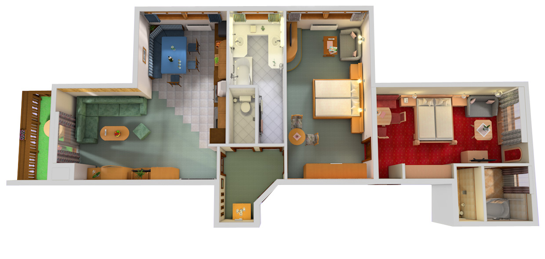 Omeshorn Plan (3Dimex.com).