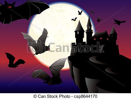 Ominous silhouette wings Vector Clip Art Illustrations. 44 Ominous.