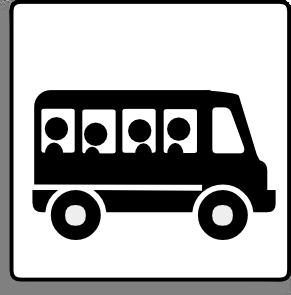 Omnibus 20clipart.