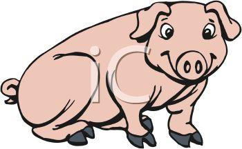 Omnivore animals clipart.