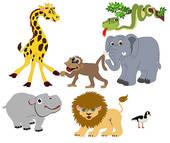 Omnivore Clip Art Illustrations. 493 omnivore clipart EPS vector.