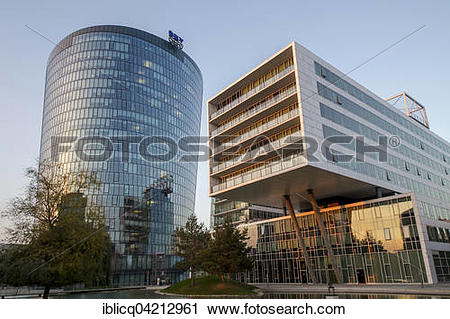 Stock Photography of OMV, Austrian mineral oil administration.