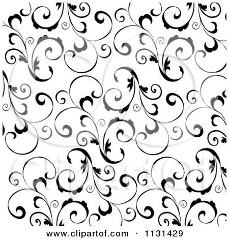 Background Cliparts Black & White.