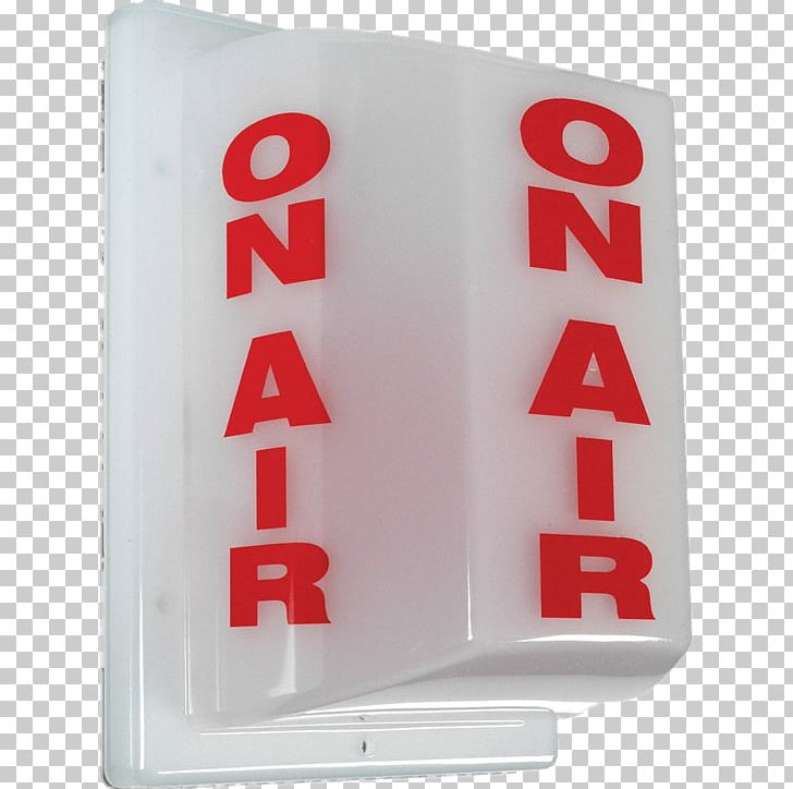 Vintage On Air Light Box PNG, Clipart, Miscellaneous, On Air.
