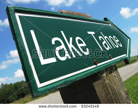 Lake Tahoe Stock Photos, Royalty.