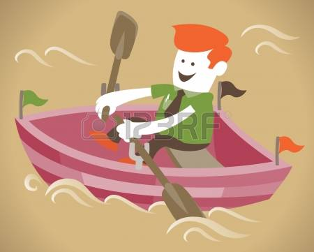 2,805 Rowing Boat Stock Illustrations, Cliparts And Royalty Free.