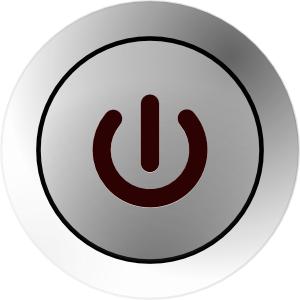 Powerbutton States On Off clip art Free Vector / 4Vector.