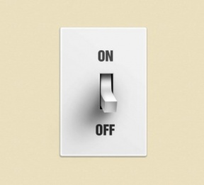 On Off Switches Clip Art.