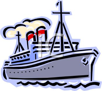 On ship clipart - Clipground