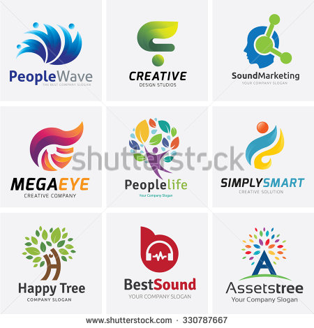 Logo Stock Images, Royalty.