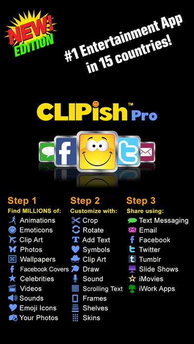 CLIPish Pro.