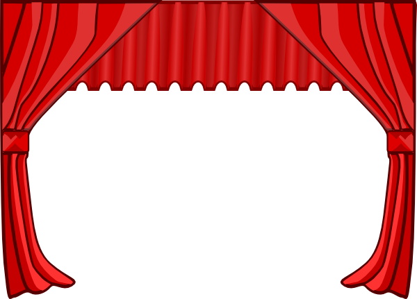 Stage Clipart.