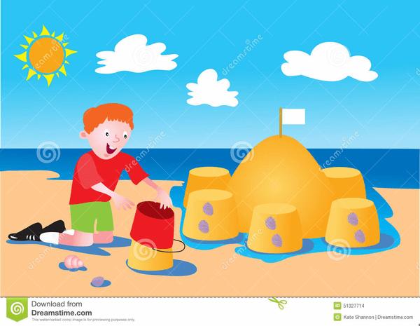 On the beach clipart » Clipart Portal.