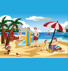 Beach Clipart Vector Images (over 2,100).