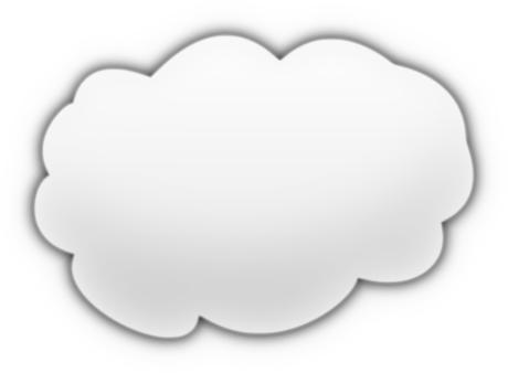 cloud soft edge.
